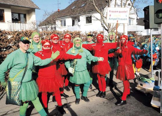 """Jahresausflug des Kegelklubs """"Om's Härle""""nach Schorndorf"""